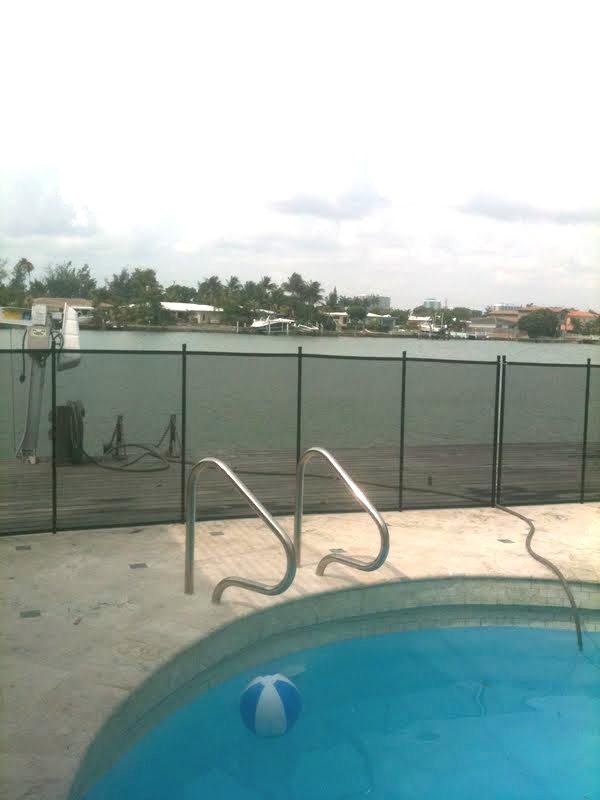 19 Pool Fence
